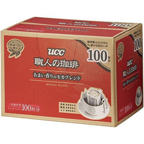 UCC職人の珈琲ドリップあまい香りのモカブレンド(...