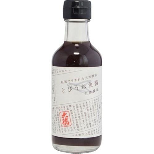 大徳醤油 とびうお魚醤(200mL)