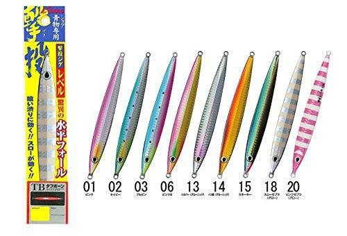 オーナー 撃投ジグレベル80 06
