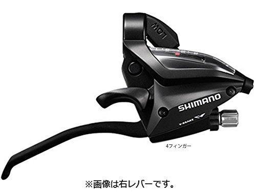 SHIMANO(シマノ) ESTEF5004LVSBL左シフトレバー3S...