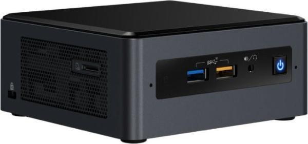 Intel ハイパフォーマンス小型ベアボーンキット B...
