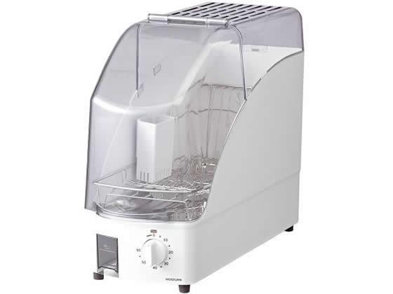 食器乾燥器 スリムタイプ 1〜2人用 ホワイト KO...