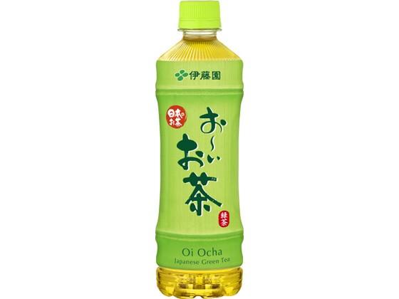 お〜いお茶 緑茶 525ml 伊藤園