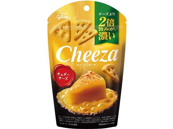 グリコ/生チーズのチーザ チェダーチーズ 40g 江...