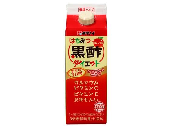 はちみつ黒酢ダイエット 濃縮タイプ 500ml タマノ...