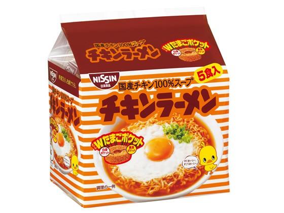 チキンラーメン 5食入 日清食品