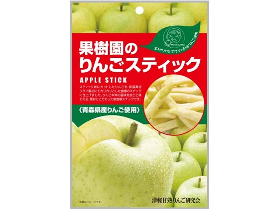 果樹園のりんごスティック 王林 20g ヤマダイ