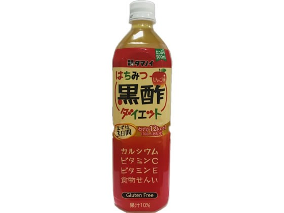 はちみつ黒酢ダイエット 900ml タマノイ酢
