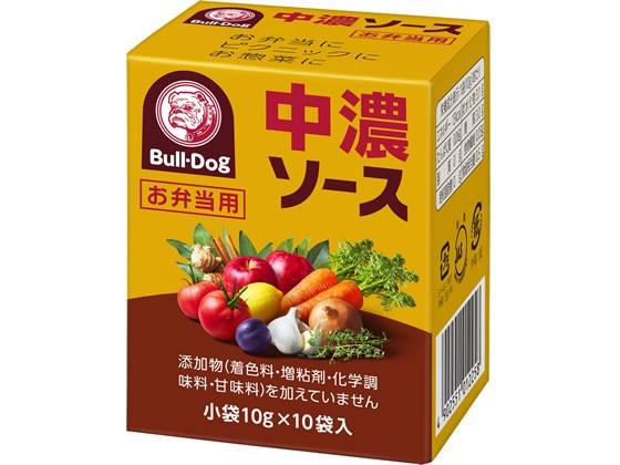 中濃ソース お弁当用 10g×10袋入 ブルドック