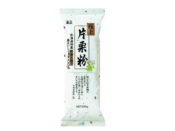 玉三 極上片栗粉 250g 川光物産