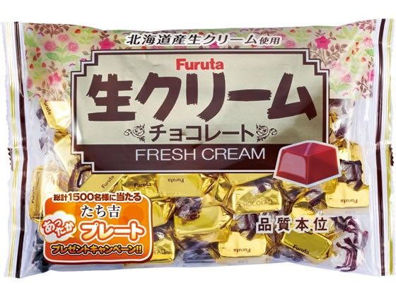 生クリーム チョコ フルタ製菓