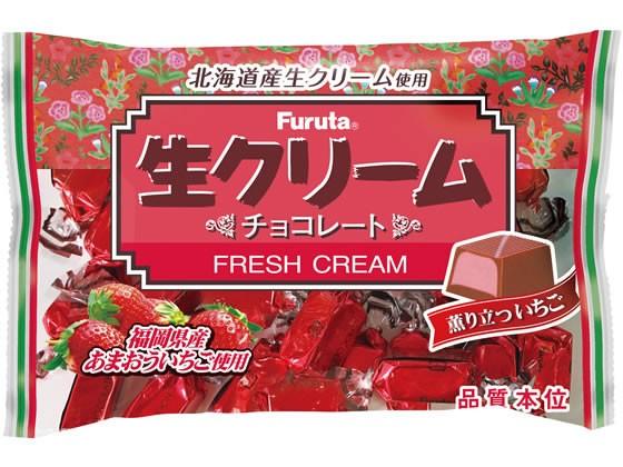 生クリーム チョコ 薫り立ついちご フルタ製菓