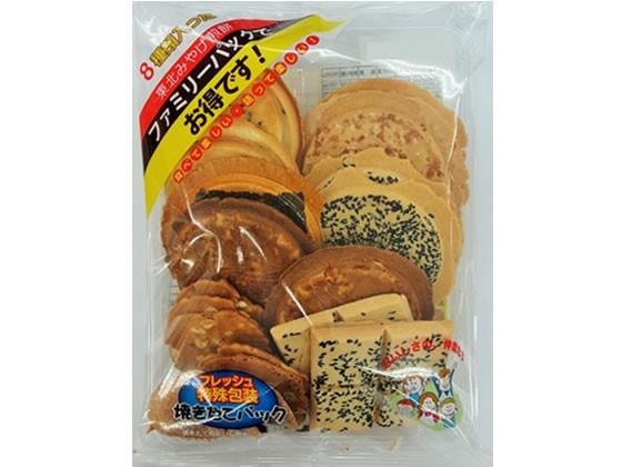 ファミリーパック 東北みやげ煎餅