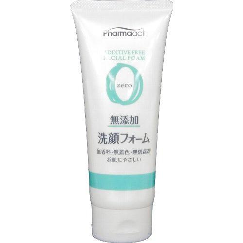 ファーマアクト 無添加洗顔フォーム(130g)
