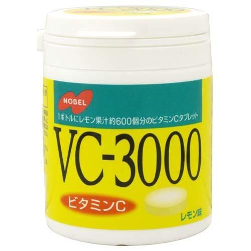 ノーベル製菓 VC-3000 タブレット ボトルタイプ(1...