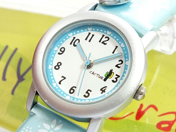 カクタス CACTUS キッズ 腕時計 CAC-28-L04 ホワ...