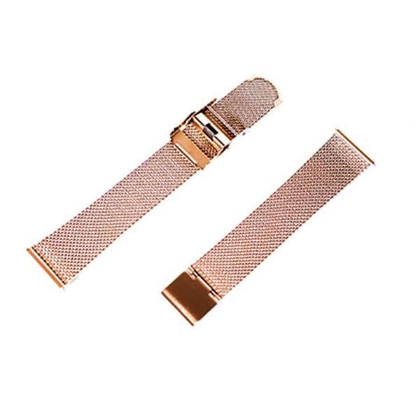 腕時計用 メッシュ替えベルト 18mm幅 161030 ロー...