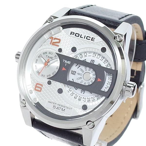 ポリス POLICE 腕時計 メンズ PL.14835JS/04 クォ...