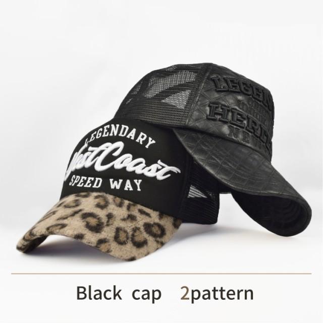 0683-809 帽子 キャップ 刺繍 ロゴ インパクト ア...