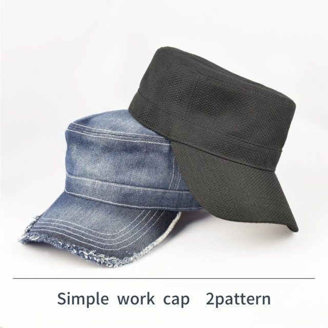 0681-873 ワークキャップ 帽子 キャップ メッシュ...