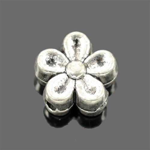 花 メタルパーツ (20個)〔G1-32〕