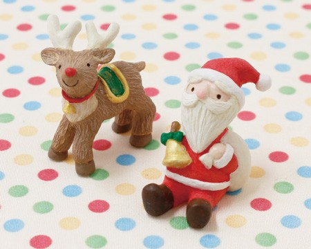 ●セルバクリスマス【サンタ&トナカイ】