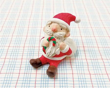 ●ノーティークリスマス【マスコット】