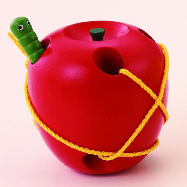 HEW:ビガ【りんごのひも通し】