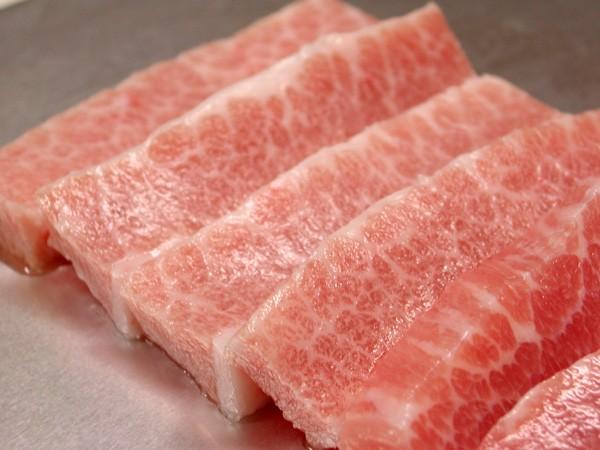 【1000円均一SALE】豚とろ焼肉400g