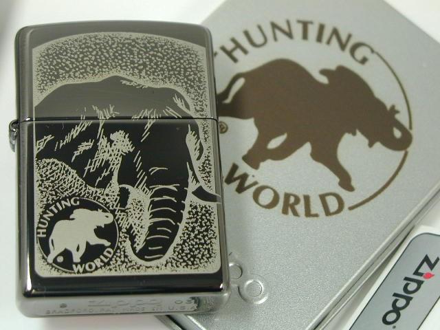 ジッポZippo Hunting World「ハンティングワール...