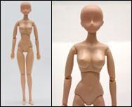 [20%OFF]モデル人形グラマラスドール デッサンや...