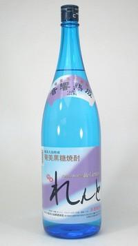 奄美大島開運 黒糖焼酎 れんと 1800mlお歳暮 ...