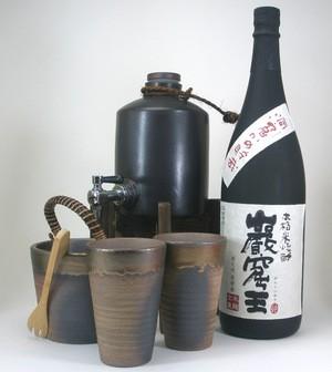【送料無料】焼酎サーバーセット全セット版(【限...