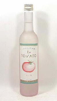 ト・マ・トのお酒 La TOMATO 18% 500ml 合...