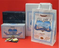 送料無料【缶入り白い恋人54枚入り】×3