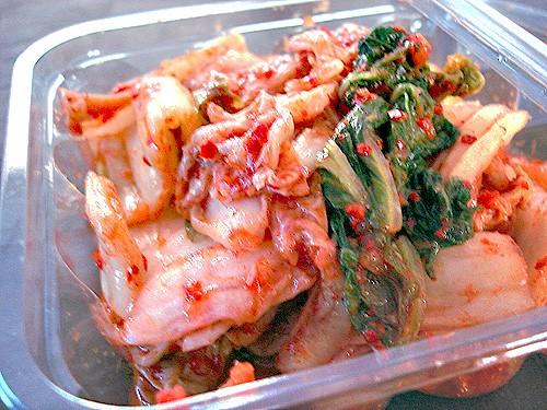 ホルモン屋さんのキムチ 200g【B級グルメ】焼肉