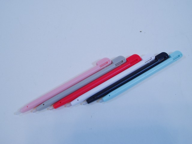 ★任天堂DSLite、DS用タッチペン 5本セット各種★...