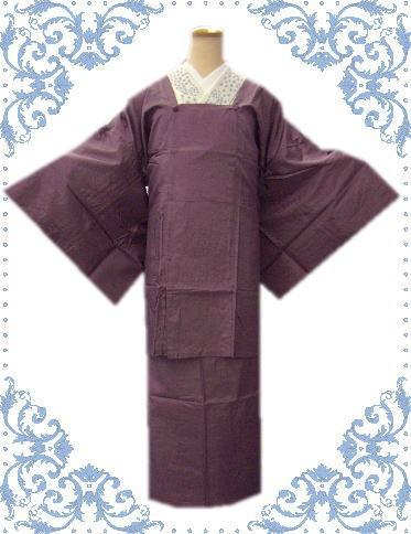 着物きもの雨の日も安心 お仕立上がり二部式和装...