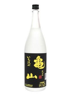 亀山 芋焼酎25度1800ml  珍しい大分の芋焼酎