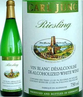 脱アルコールワイン 750ml(カールユング リー...