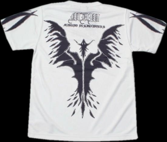 【0】和柄クールドライTシャツ「不死鳥」