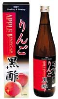 【大特価!!】りんご黒酢 720ml 大人気の美味しい...