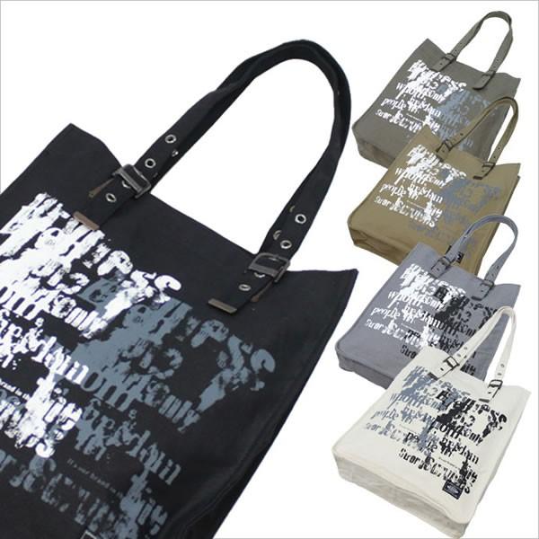 【送料無料★1,500円】トートバッグ/メンズ/英字...