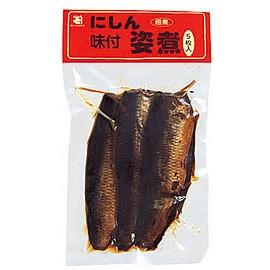 ■にしん姿煮5枚入/かね七/580円