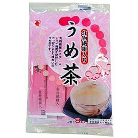 ■同梱無料■うめ茶3g×8本/150円/かね七/