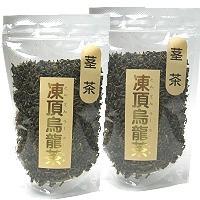 凍頂烏龍茶(茎茶) 130gx2袋