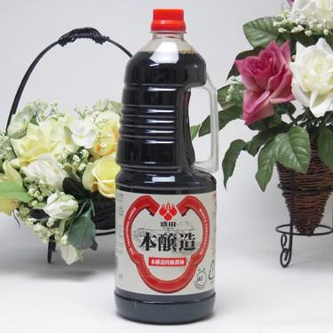 【340年の伝統と品質】盛田醤油本醸造ペット1800m...