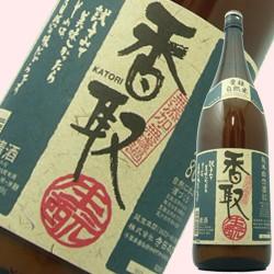 寺田本家 香取80 純米自然酒1.8L