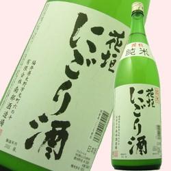 花垣 純米にごり酒 1.8L