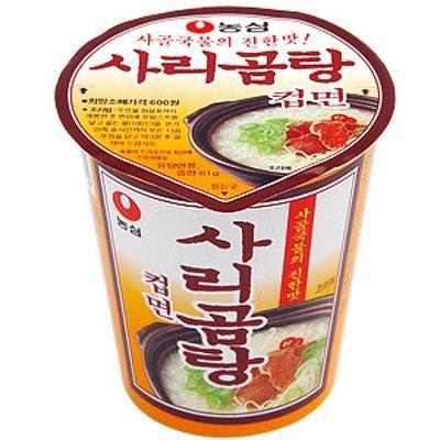 農心 サリコムタンカップ(小)(61g) ★韓国食品...